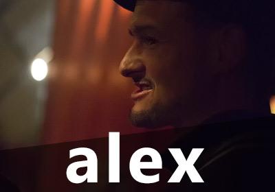 Unser Artist Alex